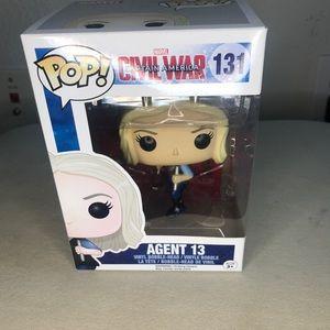 Agent 13 Funko POP! #131